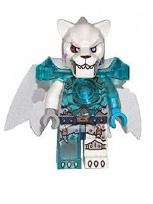 Lego Chima: Sir Fangar Heavy Armor W/cape - !