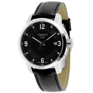 Prc 200 Reloj Cuarzo Zafiro Hombres Tissot Cristal