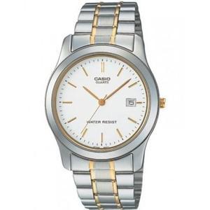 Reloj Casio Mtp-g-7ar Acero Plateado Y Dorado Hombre