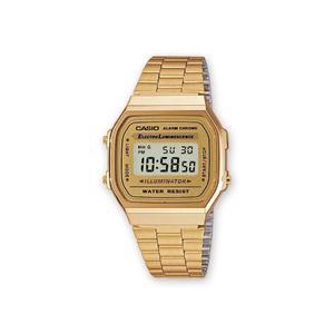 Reloj Casio Retro Dorado A168wg