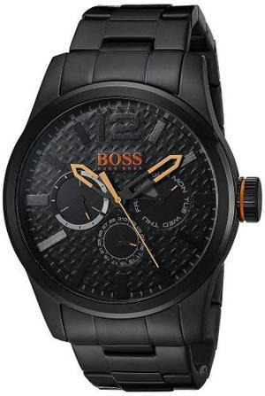 Reloj Hugo Boss  Acero Negro Hombre