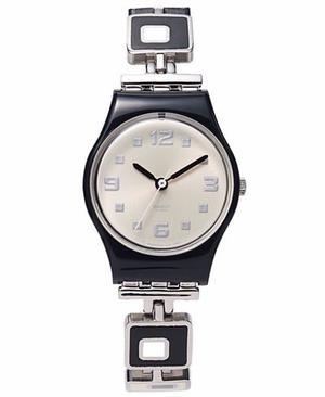 Reloj Swatch Lb160g Acero Bicolor Mujer