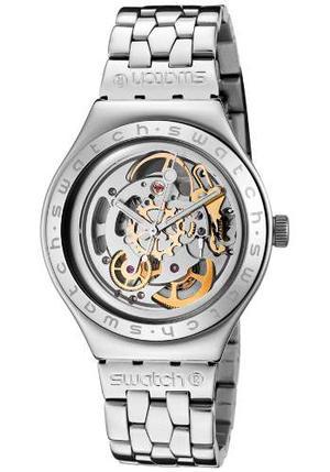 Reloj Swatch Yas100g Acero Plateado Hombre