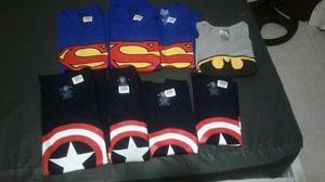 Camisas para Toda La Familia