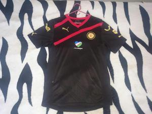 Camiseta America Puma Negra