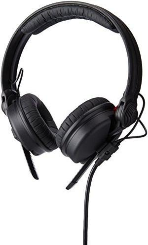 Sennheiser Hd 25 Plus Dj Profesional Auriculares Con Espira