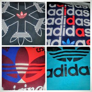 Sueteres Adidas