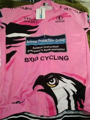 Uniforme ciclismo mujer talla xl