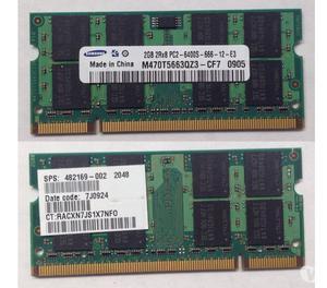 MEMORIA RAM SAMSUNG 2GB 2RX8 PCS--E3