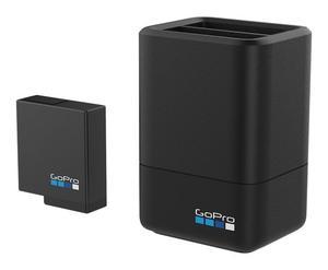 Accesorio Gopro Cargador De Bateria Dual + Bateria Para