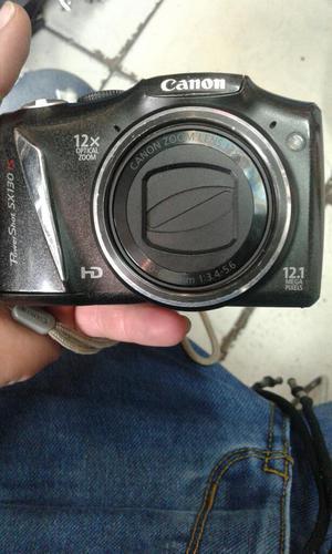 Camara Digital Canon Semi Profesional