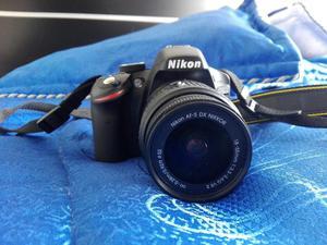 Camara Nikon D,