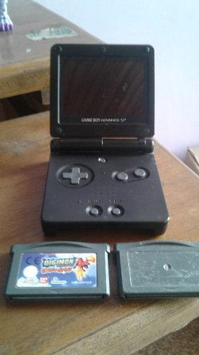 Game Boy Advance Sp 101
