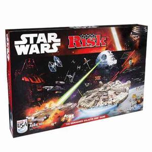 Juego De Mesa Risk Star Wars B Entrega Inmediata