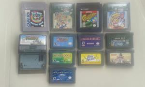 Juegos Nintendo Game Boy Advance Desde