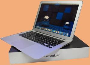 Portátil Macbook Air 13 Core I5 Ram 4gb Disco 128gb En Caja