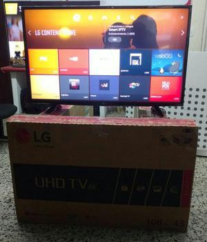 SMART TV 4K ULTRA HD 43 PULGADAS GRAN REMATE