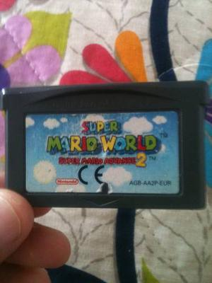 Súper Mario World Game Boy Advance