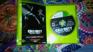 Vendo Call Of Duty Black Ops 2 Xbox 360