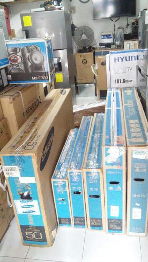 Vendo Televisores Smart Y Bacicos de Tod