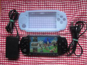 psp  con memoria 4 gb 20 juegos de psp y  juegos en