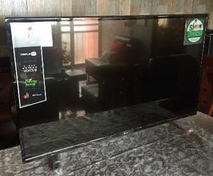 televisor 55 pulgadas de smart tv nuevo sin uso 4k