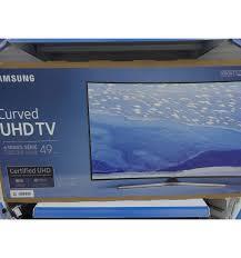 televisor Samsung 49 pulg curvo