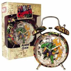 Reloj Retro De Hulk Marvel, Envio Gratis