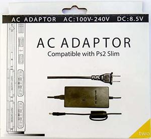 Adaptador De Ca Old Skool Ps2 Para Sony Playstation 2 Slim