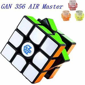 Cuberspeed ¿¿gans 356 Air (master) Cubo Mágico Negro