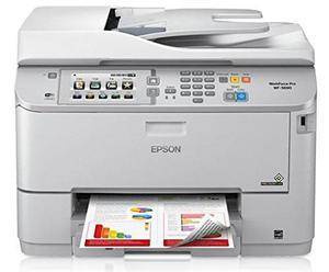 Epson Workforce Pro Wf De Inyección De Tinta Multifunción