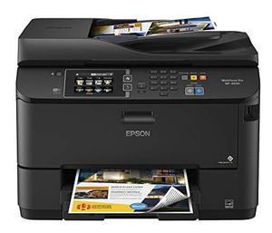 Epson Workforce Pro Wf Inalámbrica A Color Impresora Todo-e