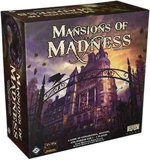Mansiones De La Locura Juego De Mesa, 2ª Edición