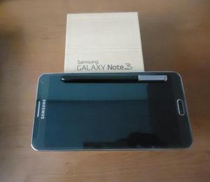 Samsung Galaxy Note 3 4g Lte Vendo