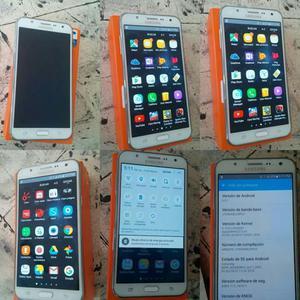 Se Vende Samsung J7 Blanco en Excelente
