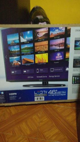 Smart Tv Samsung 46 Pulgadas Full Internet