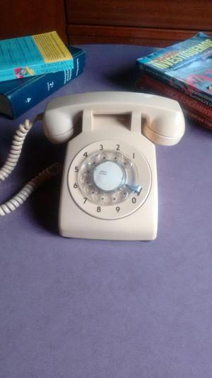 Teléfono Antiguo Marca ITT