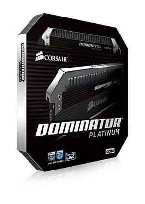 Corsair Dominator Platinum Series 8gb 2 X 4gb Ddr4 !
