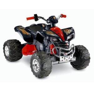 Fisher-price Power Wheels Hot Wheels Kfx Batería De 12
