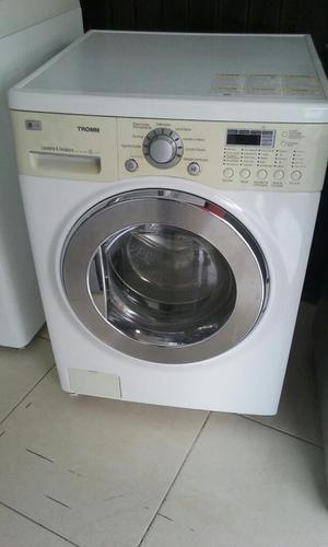 Vendo linda lavadora 15 lb marca lg posot class - Lavadora secadora pequena ...
