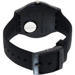 Reloj Negro Swatch Para Hombres Suoz147