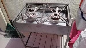 Estufa industrial de segunda mano excelente estado posot Estufas industriales segunda mano