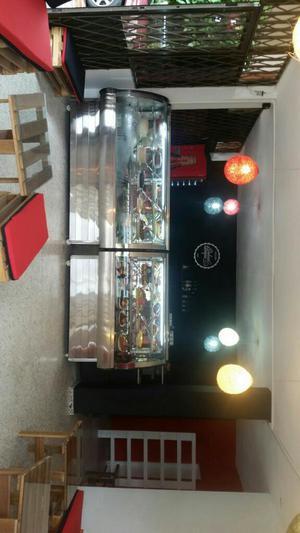 Vitrinas Pasteleria,reposteria,panaderia