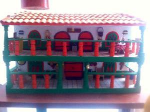 Guadua y bamboo casas kioscos puentes posot class for Kioscos bares de madera somos fabricantes