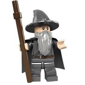 Lego Señor De Los Anillos Gandalf Minifigure Envio Gratis