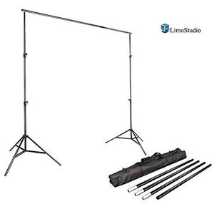Limostudio Foto Video Studio 10 Pies Muselina Ajustable Sop