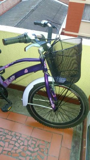 Vendo Bicicleta Playera Como Nueva Perfe