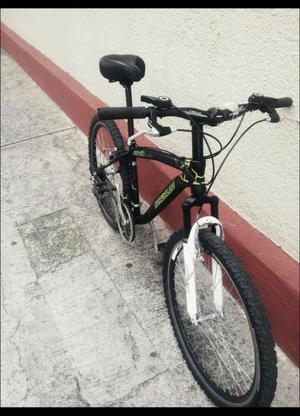 Vendo Bicicleta en Aluminio Basica Mtb