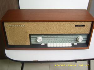 radio 4 bandas telefunken aleman como nuevo