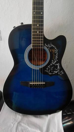 vendo guitarra electro acustica